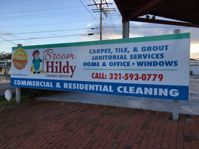 Broom Hildy of Brevard