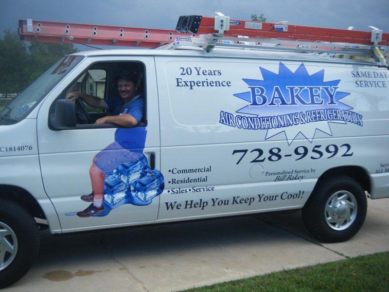 Bakey Air Conditioning & Refrigeration