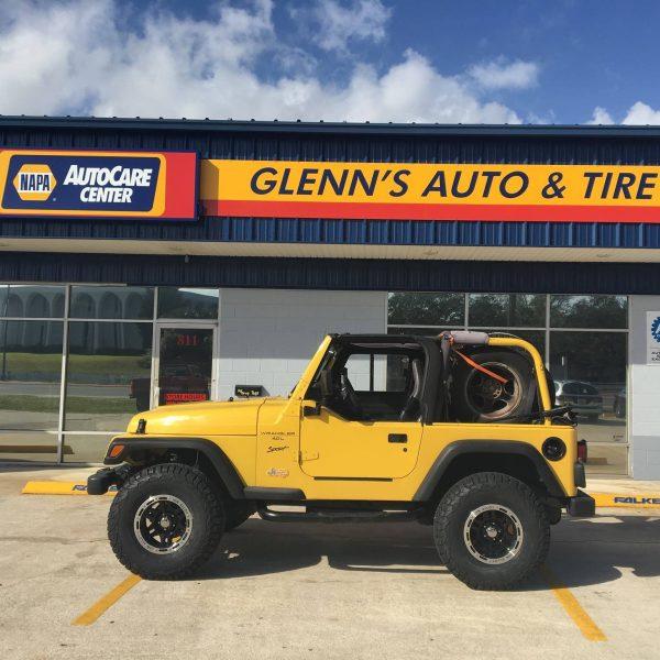 Glenn's Auto & Tire