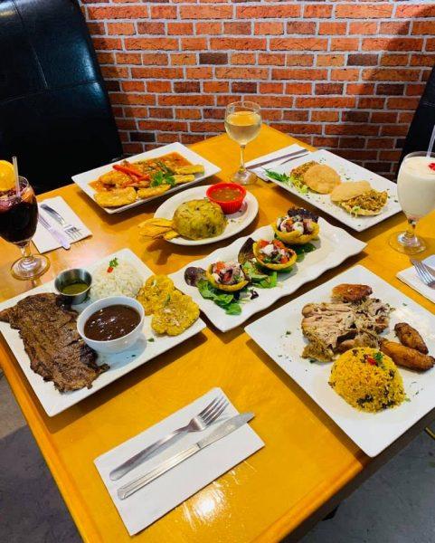 Latin Flavor Restaurant