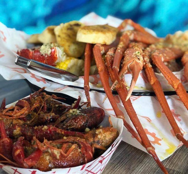 Melbourne Seafood Station West Melbourne
