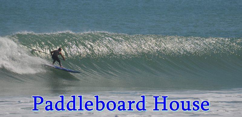 Paddleboard House