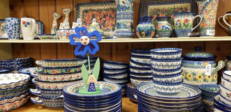 Teresa's Polish Pottery
